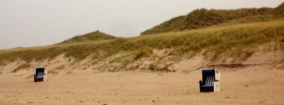 Langer Sandstrand in Scharbeutz und Haffkrug