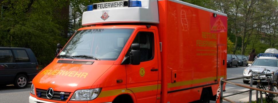 Notdienst Krankenwagen