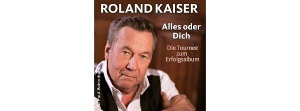 Roland Kaiser Schwerin 2021
