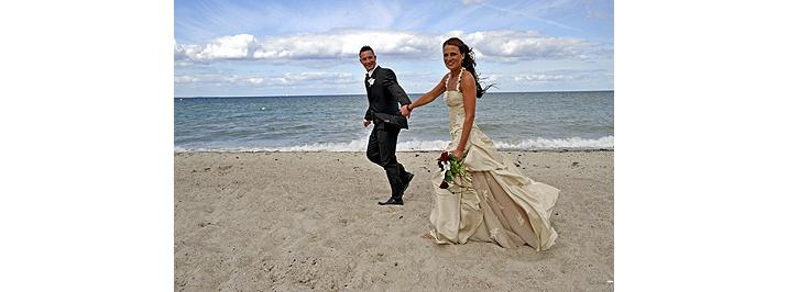 Liebe liegt in der Ostseeluft: Traumhaft Heiraten an der ostsee* schleswig-holstein