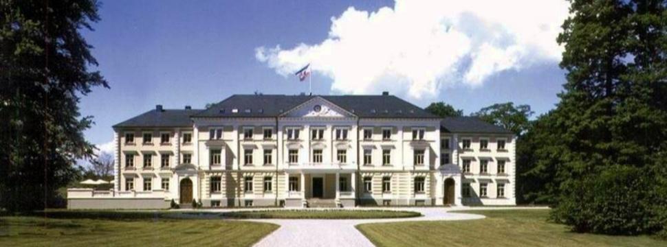 Das Schloss Lütgenhof