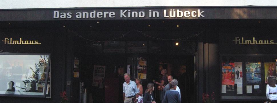 Das Filmhaus in der Königsstraße in Lübeck