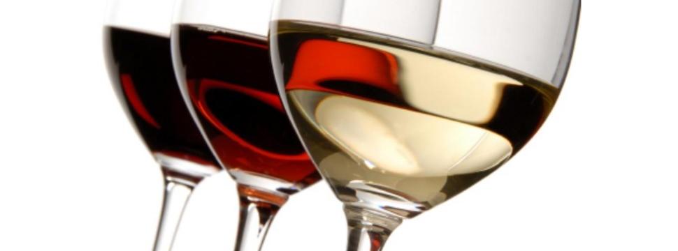Von Rot- zu Weißwein