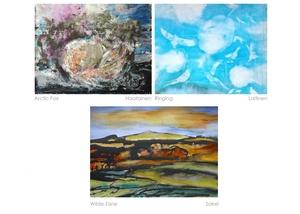 Drei nordische Künstlerinnen