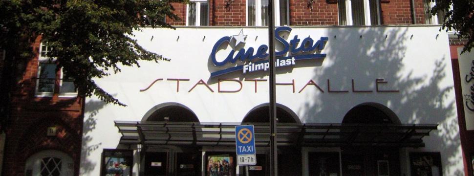 Cinestar Kino in der Stadthalle